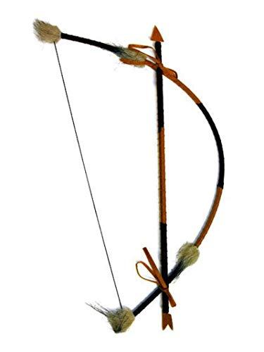 Forum Novelties Native American Bow and Arrow Set-Standard