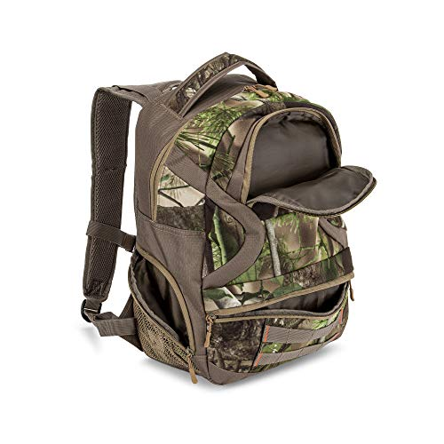 North Mountain Gear Camo Hunting Backpack - Lightweight + Waterproof + Entry Level Small Hunting...