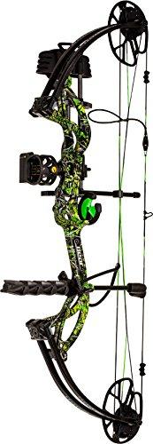 Bear Archery Cruzer G2 RTH Compound Bow - Moonshine Toxic - Left Hand