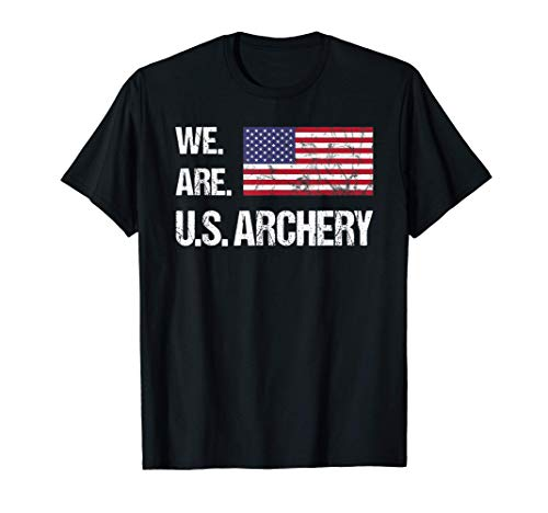 We Are US Archery, National Team Supporter T-Shirt