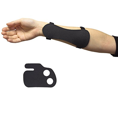 Wizard Youth Archery Arm Guard and Finger Tab for Target Shooting