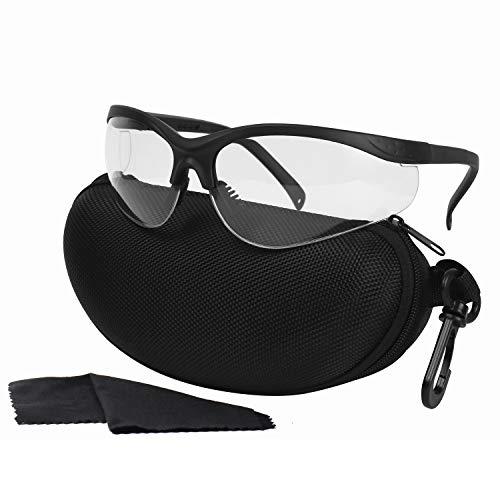 LaneTop Shooting Glasses for Men and Women Anti Fog ANSI Z87.1 Eye Protection