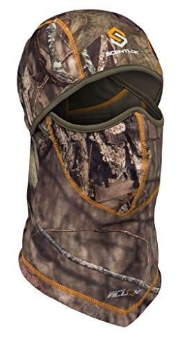 Scentlok Men's Full Season Headcover, Mossy Oak Country, One Size