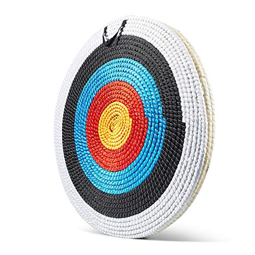 KAINOKAI Traditional Hand-Made Straw Archery Target,Arrow Target for Recurve Bow Longbow or Compound...