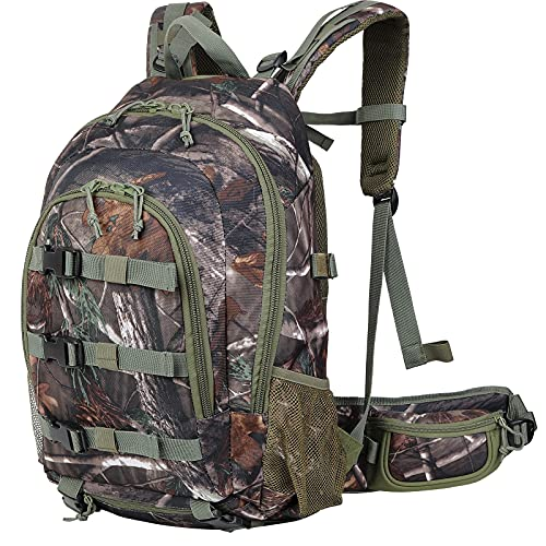 SW SOWLAND Hunting-Backpack Waterproof Hiking-Pack - Durable Large Capacity Daypack Hunting Bag with...