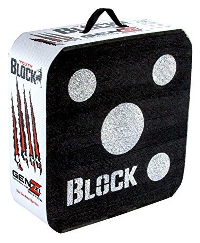 "Block GenZ XL 20"" Youth Archery Arrow Target"