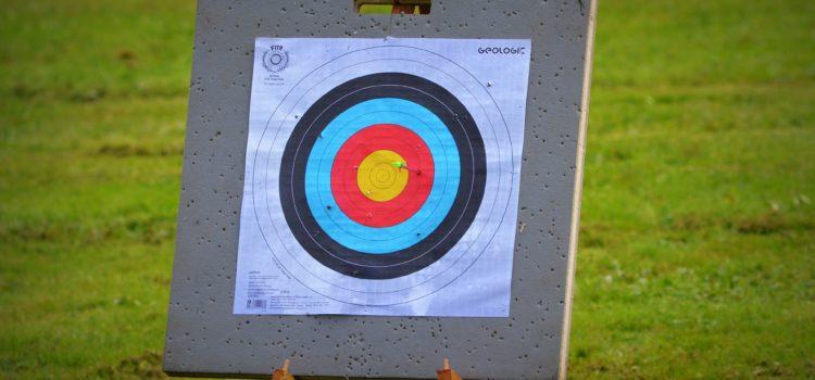 animal archery targets