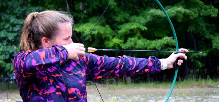 bow and arrow set for beginners
