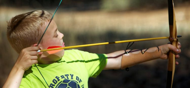getting into archery
